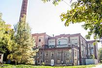 Objekt bývalé pivovarské elektrárny