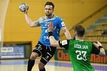 Talent Robstav MAT Plzeň x HCB Karviná.