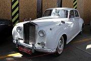 Rolls-Royce Silver Cloud 1955 - 1965.