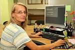 Petra Netolická je jednou z žen, která využila možnost praxe v rámci projektu Rodina není handicap