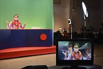 V areálu DEPO2015 v Plzni zahájilo provoz streamovací studio Streampoint. Pilotním projektem byly živé přenosy první části filmového festivalu Juniorfest.