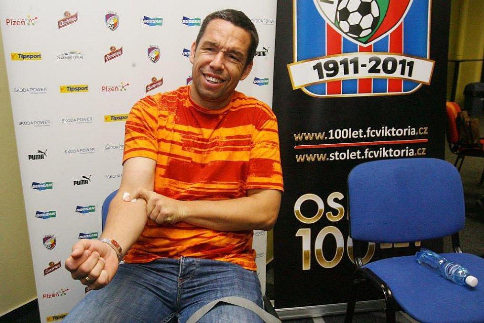 Kapitán FC Viktoria Plzeň Pavel Horváth