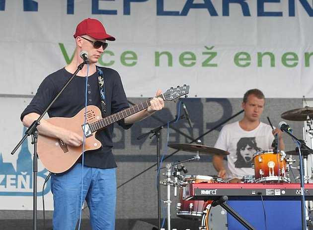 Festival IN FEST v plzeňském Škodalandu
