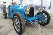 Bugatti E35 Elišky Junkové z roku 1924