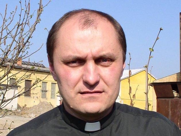 O Dušičkách hovořil Pavel Krejcar, bývalý blovický farář