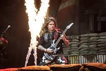 Koncert švédské metalové skupiny Sabaton