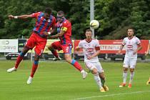 Momentálně jsou fotbalisté Viktorie Plzeň na soustředění v rakouském Westendorfu, ve čtvrtek remizovali v přípravném zápase s rumunským Sepsi OSK (1:1). Jedinou branku vstřelil francouzský forvard Jean-David Beauguel.