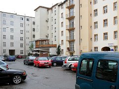 Hospic sv Lazara, Sladkovského ulice