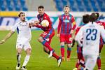 Ligový zápas Viktorie Plzeň proti Liberci (0:2).