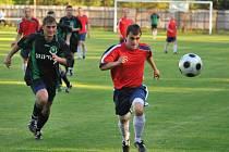 Fotbal: Rokycany – Rapid Plzeň 2:1