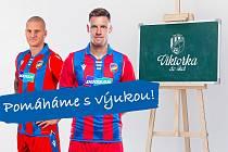 Zdeněk Ondrášek a Lukáš Kalvach provedou žáky učivem nižšího stupně základních škol.