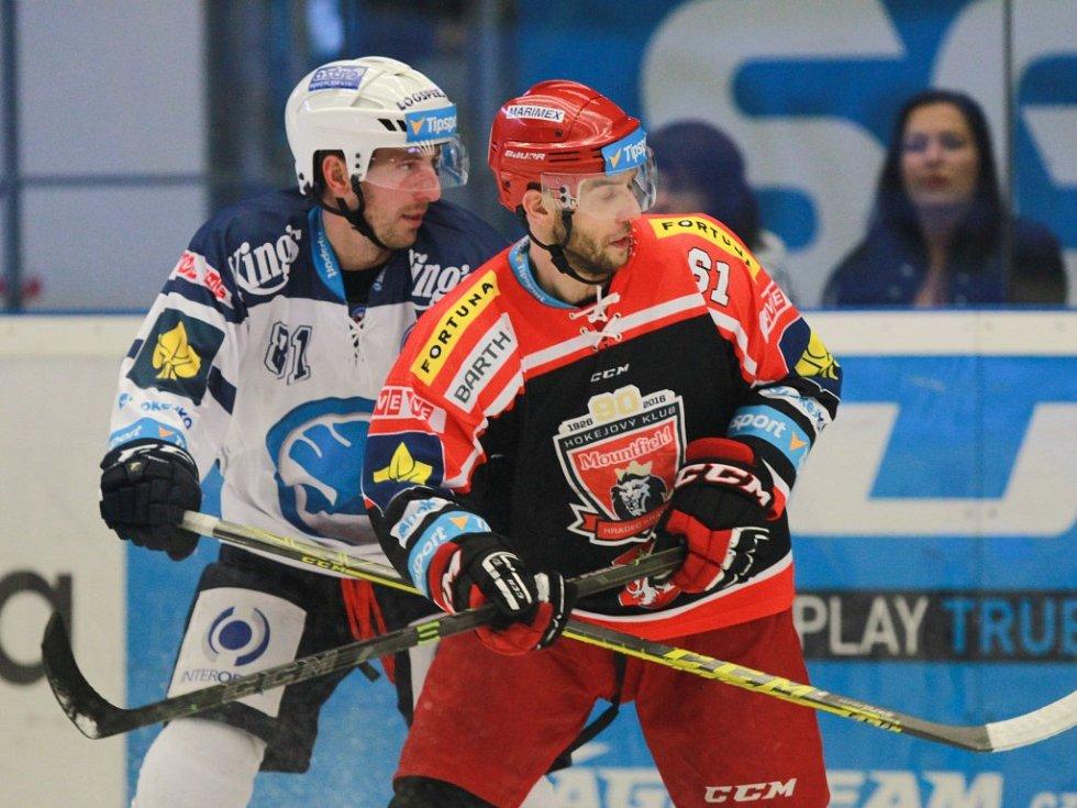 HC Škoda Plzeň - HC Mountfield Hradec Králové