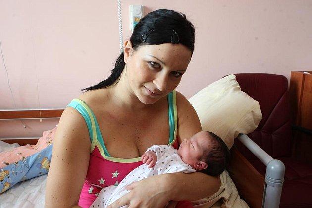 Maminka Jitka Rytířová z Rokycan porodila ve FN Plzeň dne 13. srpna ve 13:15 krásnou dcerušku, která dostala jméno Viktorie Anna (3,63 kg, 51 cm).