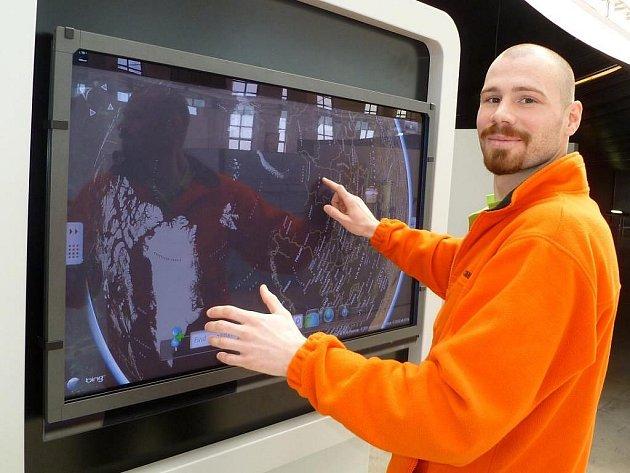 Plzeňské science centrum Techmania získalo v minulých dnech díky spolupráci se společností Microsoft dva nové interaktivní exponáty