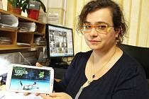 Lékařům i neslyšícím pacientům pomáhá tablet