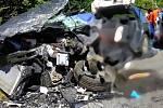 Tragická nehoda u Kokořova