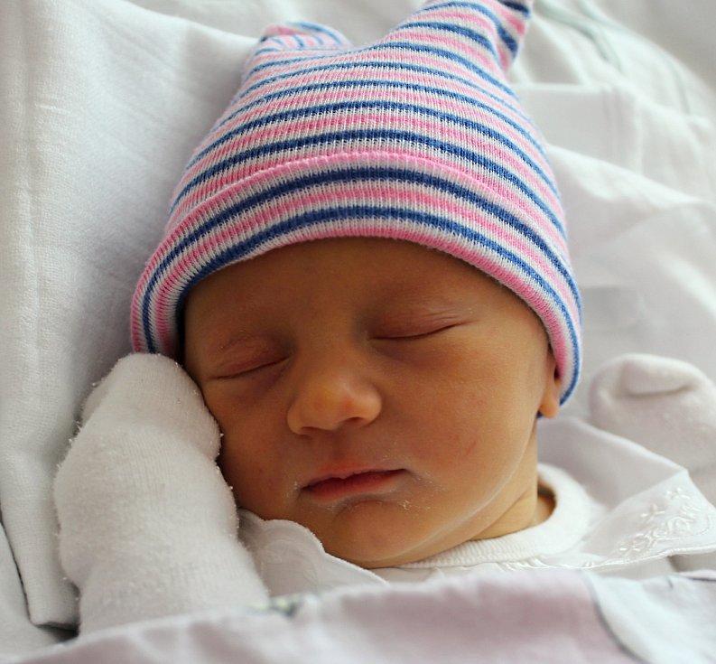 Eliška Tichá se narodila 9. září v 8:17 mamince Evě a tatínkovi Honzovi z Nebílov. Po příchodu na svět ve Fakultní nemocnici v Plzni na Lochotíně vážila jejich prvorozená dcerka 3170 gramů.