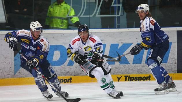 Hokej Plzeň vs. Mladá Boleslav 0:3