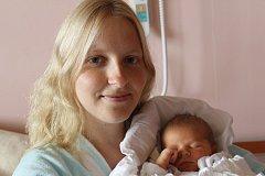 Prvorozená Eliška (3,57 kg, 50 cm)  přišla  na svět 6.8. v13:59 vplzeňské FN. Zjejího narození se raduje maminka Libuše Márová a tatínek Zdeněk Lukáš zTachova