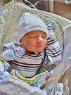 Petr Hudec se narodil 21. února v 10:36 mamince Marcele a tatínkovi Lukášovi z Rotavy. Po příchodu na svět ve FN Plzeň vážil jejich prvorozený syn 2940 gramů a měřil 48 centimetrů