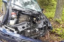Nehoda u Obory.