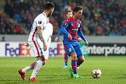 Na počtvrté už to fotbalistům plzeňské Viktorie proti FC Sport Bukurešť (FCSB) vyšlo a postoupili do jarního play-off Evropské ligy.
