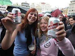 Na náměstí Republiky v Plzni začal v pátek tradiční Pilsner Fest, svátek plzeňského piva.
