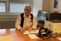Alois Touš je policii věrný už půl století. Teď byl za svou práci oceněn v prestižní anketě.