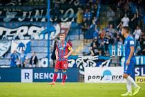 Jakub Brabec po nedělním ligovém zápase v Liberci, kde Viktoria padla 1:4.