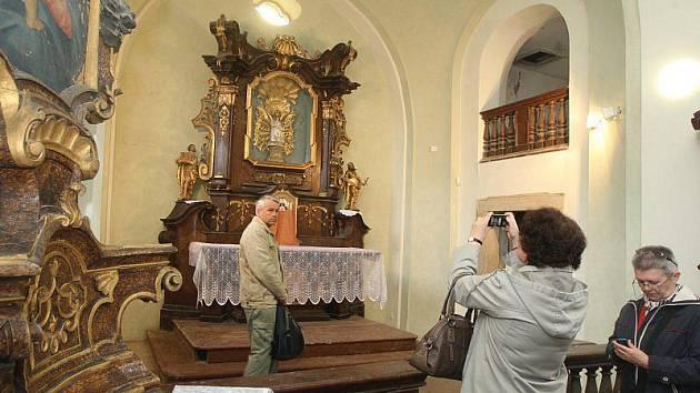 Kostelík U Ježíška