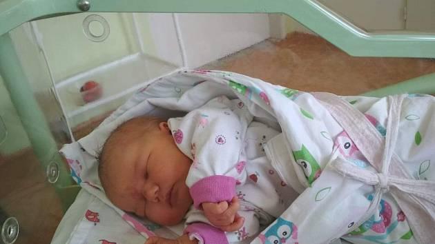 Tereza Štafuriková se narodila 22. května v16:55 mamince Denise a tatínkovi Honzovi zPlzně. Po příchodu na svět vážila sestřička dvouletého Kubíčka 3870 gramů a měřila 50 centimetrů.