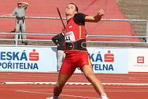 Víkendové mistrovství České republiky v atletice mužů a žen do 22 let na Městském stadionu ve Štruncových sadech v Plzni
