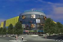 Corso Americká je multifunkčním centrem, kde by kromě obchodů měla být i galerie a koncertní sál. Investor Amádeus Plzeň slibuje i sportovní areál na střeše areálu.
