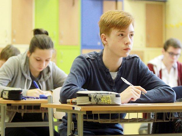Přijímací zkoušky na Mikulášském gymnáziu v Plzni