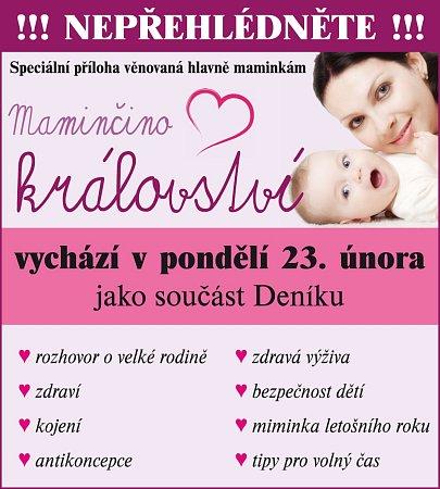 Příloha Maminčino království