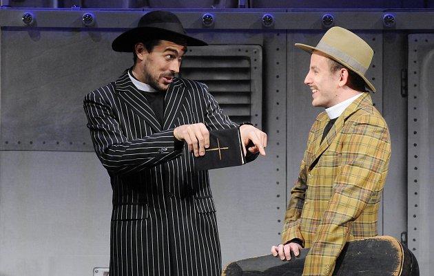 Nové divadlo v pátek 24. března uvede muzikál Děj se co děj.
