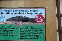 Turistický pochod Nepomuk