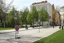 Dřevěnou ulici obsadí vojenská historická  technika. Od zítřka tu bude zákaz parkování, od pátku se ulice uzavře