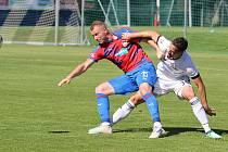 Před dvěma lety pomohl Michael Krmenčík svým gólem vyřadit Karabach z bojů o Ligu mistrů, v úterý potká stejného soka v rakouských Alpách.