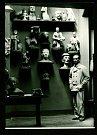 Otto Gutfreund v ateliéru, 1926, soukromá sbírka, uloženo v Museu Kampa