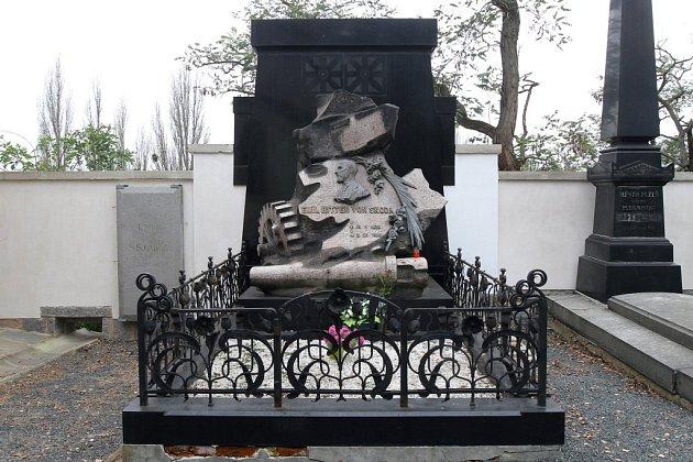Hrob Emila Škody