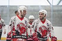 Hokejbal: Dobřany – HBC Plzeň