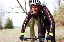František Raboň mladší ani po skončení závodní kariéry svět cyklistiky neopustil.