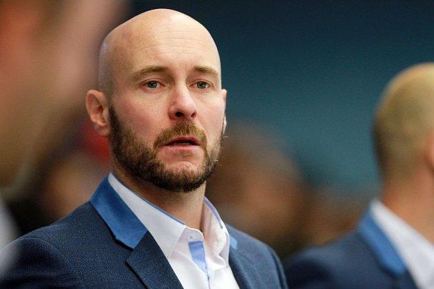 Trenér a sportovní manažer Tomáš Vlasák