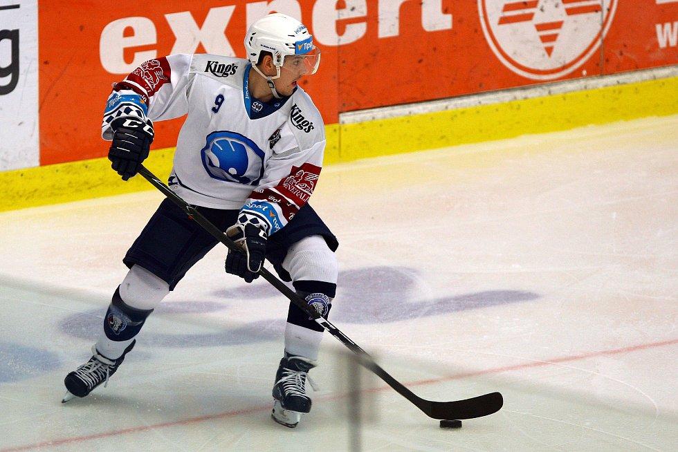 HC Škoda Plzeň - HC Dynamo Pardubice