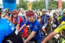 Desátá Aimtec Open Race přitáhla do Plzně znovu stovky bikerů všeho věku a výkonnosti.