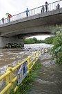 Povodně Plzeňsko 2013