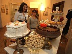 Výstava s názvem Historické cukrárny v Muzeu jižního Plzeňska v Blovicích