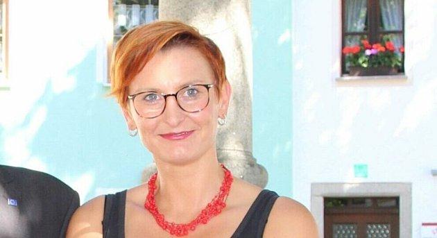 historička Kristýna Pinkrová, 39let, Domažlice