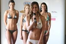 Casting na Českou Miss v plzeňském Parkhotelu